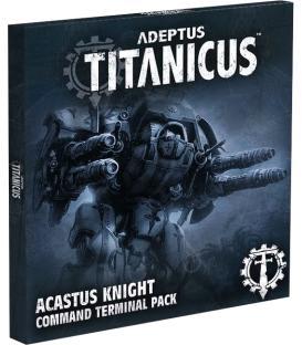 Adeptus Titanicus: Acastus Knight Command Terminal Pack (Inglés)