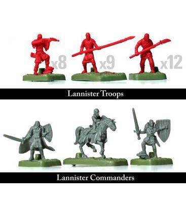 Batallas de Poniente: Guardianes de Occidente (Casa Lannister)