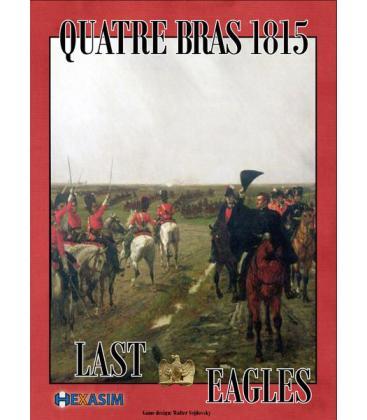 Last Eagles: Quatre Bras 1815