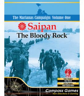 The Marianas Campaign 1 - Saipan: The Bloody Rock
