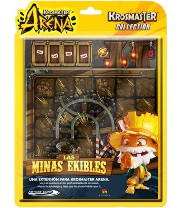 Krosmaster Arena: Las Minas Ekibles