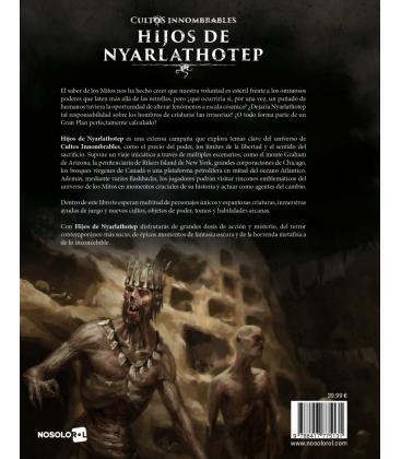 Cultos Innombrables: Hijos de Nyarlathotep