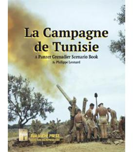 Panzer Grenadier: La Campagne de Tunisie (Inglés)