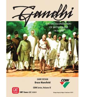 Gandhi: The Decolonization of British India, 1917-1947 (Inglés)