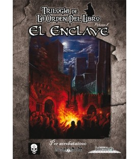 Aventuras en la Marca del Este: Trilogía de la Orden del Libro 1 - El Enclave
