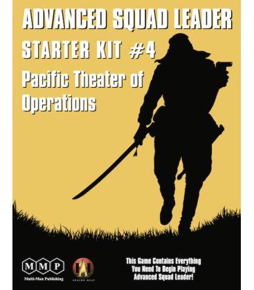 Advanced Squad Leader (ASL): Starter Kit 4 (Inglés)