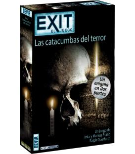 EXIT 9: Las Catacumbas del Terror (Doble)