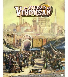 El Resurgir del Dragón: La Ciudad de Vindusan (+Revista Pioneros de Voldor 3)