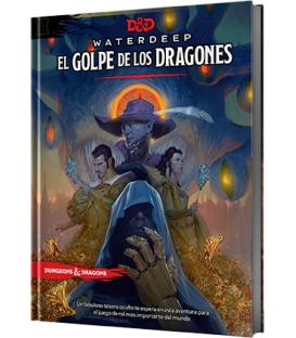 Dungeons & Dragons: Waterdeep - El Golpe de los Dragones