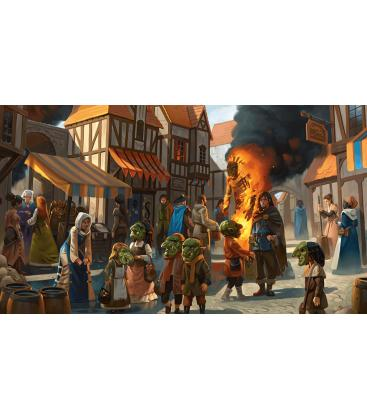 Dungeons & Dragons: Waterdeep El Golpe de los Dragones