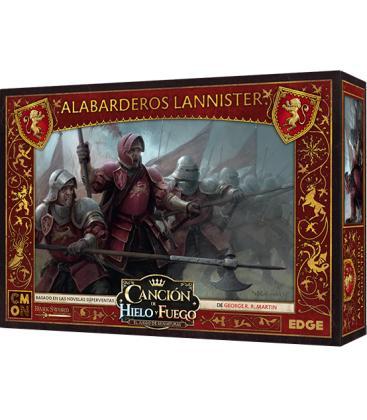 Canción de Hielo y Fuego: Alabarderos Lannister
