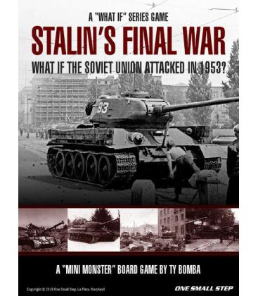 Stalin's Final War: What if the Soviet Union Attacked in 1953?