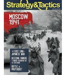 Strategy & Tactics 317: Moscow 1941 (Inglés)