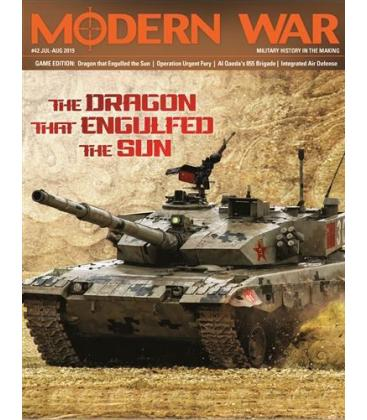 Modern War 42: The Dragon that Engulfed the Sun (Inglés)