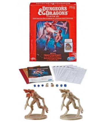 Dungeons & Dragons: Stranger Things (Caja de Inicio)