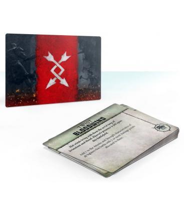 Warcry: Battleplan Cards