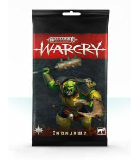 Warcry: Ironjawz (Card Pack)