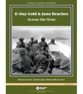D-Day Gold & Juno Beaches: Across the Orne (Inglés)
