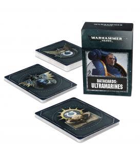 Warhammer 40,000: Ultramarines (Datacards)