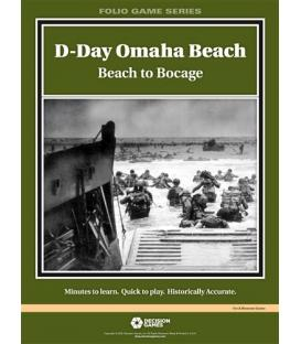 D-Day Omaha Beach: Beach to Bocage (Inglés)