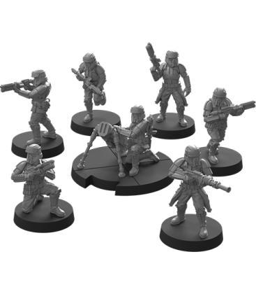 Star Wars Legion: Soldados Costeros Imperiales