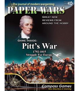 Paper Wars 92: Pitt's War (Inglés)
