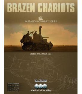 Brazen Chariots (Inglés)