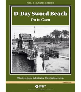 D-Day Sword Beach: On to Caen (Inglés)