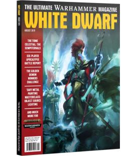 White Dwarf: August 2019 (Inglés)
