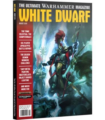 White Dwarf: August 2019