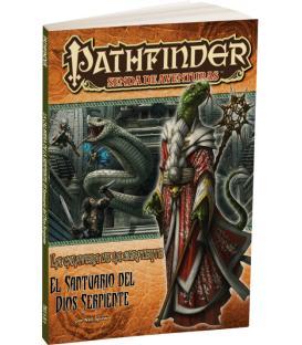 Pathfinder: La Calavera de la Serpiente 6 (El Santuario del Dios Serpiente)