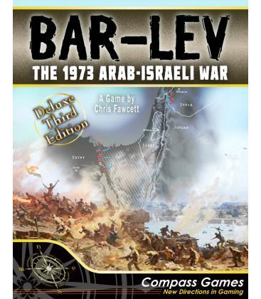 Bar-Lev: The 1973 Arab-Israeli War (Deluxe Edition)