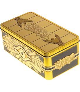 Yu-Gi-Oh! Cofre de Oro Sellado Tin