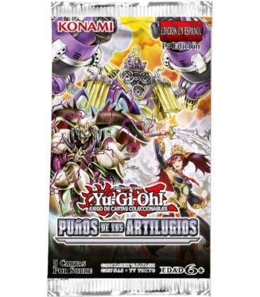 Yu-Gi-Oh! Puños de los Artilugios (Sobre)