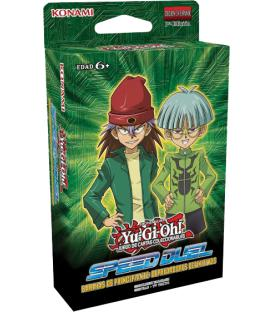 Yu-Gi-Oh! Speed Duel - Depredadores Definitivos (Baraja de Principiante)