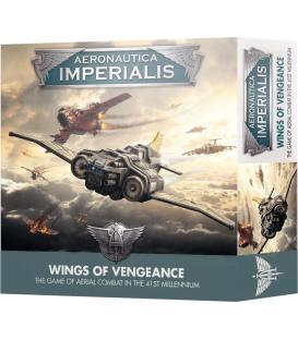Aeronautica Imperialis: Wings of Vengeance (Inglés)