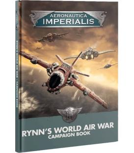 Aeronautica Imperialis: Rynn's World Air War (Campaign Book) (Inglés)