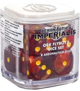 Aeronautica Imperialis: Ork Flyboyz (Dice Set)