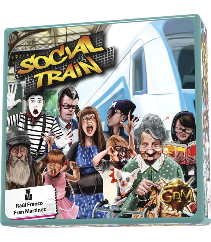 Nuevas incorporaciones de juegos por colaboración con editoriales Social-train