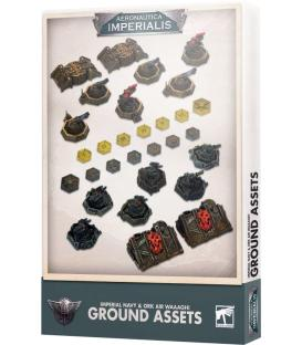 Aeronautica Imperialis: Imperial Navy & Ork Air Waaagh! Ground Assets