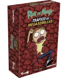 Rick and Morty: Tráfico de Megasemillas
