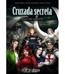 Shadow Hunters: Cruzada Secreta (Libro)