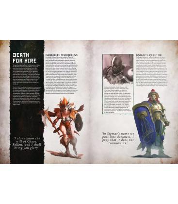 Warcry: Monstruos y Mercenarios