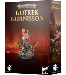 Warhammer Age of Sigmar: Fyreslayers (Gotrek Gurnisson)
