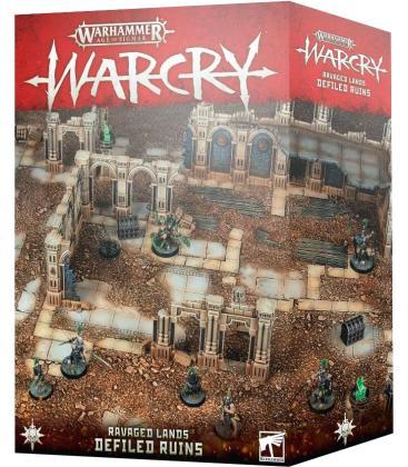 Warcry: Ravaged Lands (Defiled Ruins)