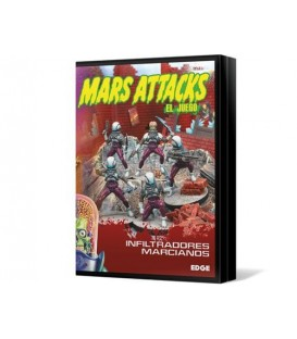 Mars Attacks: Infiltradores Marcianos