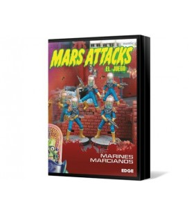 Mars Attacks: Marines Marcianos