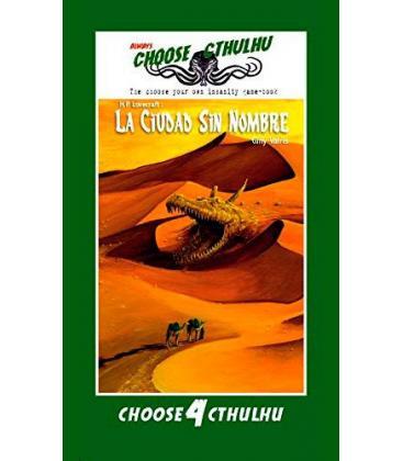 Choose Cthulhu 4: La Ciudad sin Nombre (Vintage)