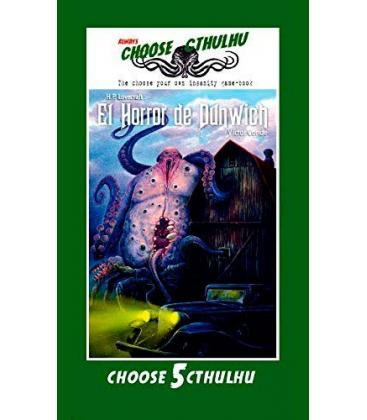 Choose Cthulhu 5: El Horror de Dunwich (Vintage)
