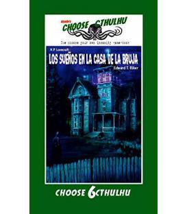 Choose Cthulhu 6: Los Sueños de la Casa de la Bruja (Vintage)
